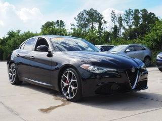 2019 Alfa Romeo Giulia Ti Rwd